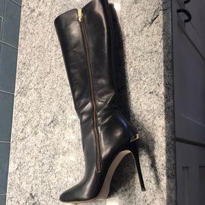Michael Kors Black Boots Sz 8 - Sexy and Fun!